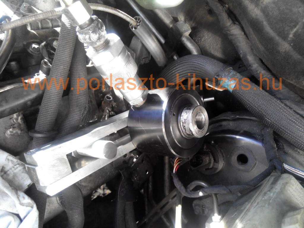 Mercedes ML injektor kiszedés