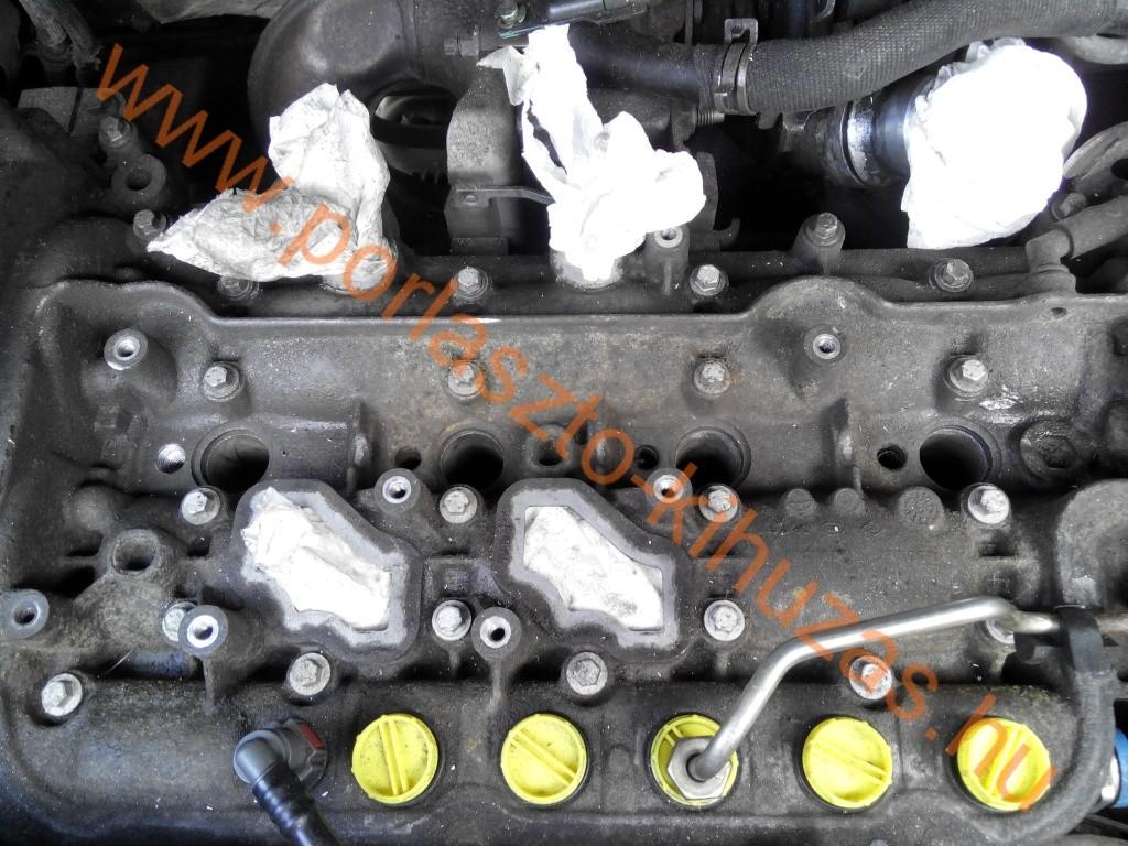 Opel Vivaro 2.0 Dci Porlasztócsúcs kihúzás után