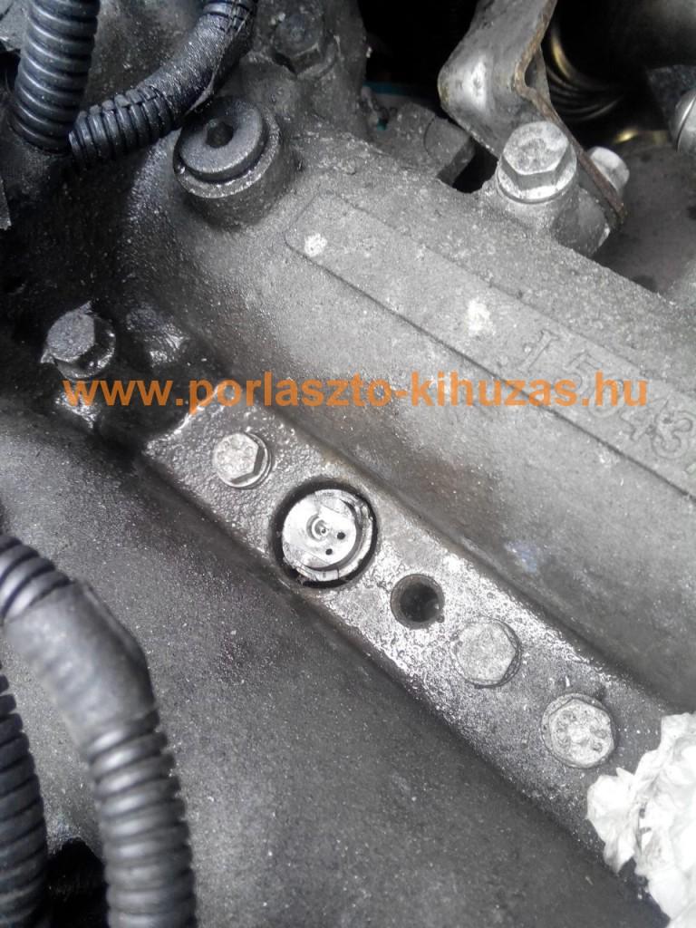 Fiat Ducato / Peugeot Boxer / Citroen Relay 3.0 16V HDi / JTD EURO 5 porlasztót beletörték, aztán kihívtak :-)